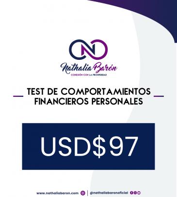 TEST DE COMPORTAMIENTOS FINANCIEROS PERSONALES