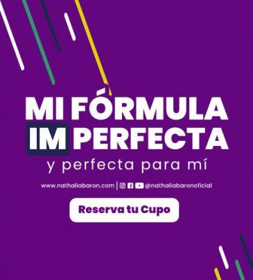 Mi Fórmula Imperfecta – PRO3